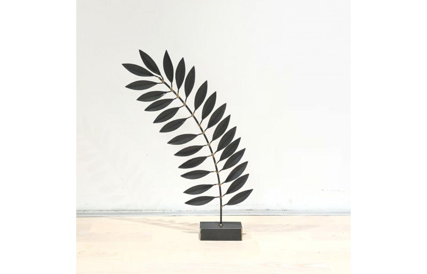 58a0eebfcab9 IDdesign Olive szobor, fém fém, Szobrok, dekor termékek kategóriában ...
