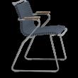 Click kerti szék, sötétkék
