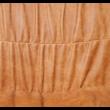 Dazz design szék, barna textilbőr, KIFUTÓ!