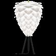 Conia medium lámpabúra, fehér