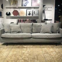 Julia XL 3 személyes kanapé, világos türkiz szövet