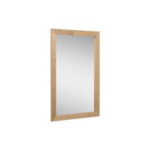 Cavan tükör, tölgy kerettel, 60x90cm