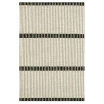 Rapallo szőnyeg natural/fekete, 140x200cm