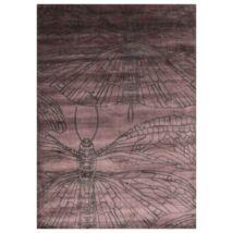 Akinori szőnyeg bordó, 140x200cm