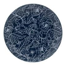 Fleur desszertes tányér
