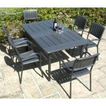 MAESTRALE 220 asztal antracit