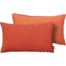 Vali párna, narancssárga, 30x50cm