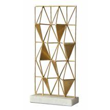 Triangle szobor, arany