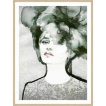 Flower Girl kép, 40x50cm