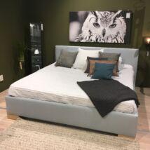 Zen Futon ágy, 180x200cm, Pastel Kék szövet