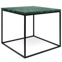 Gleam dohányzóasztal 50, zöld márvány