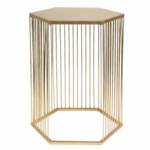 Queenbee lerakóasztal, arany