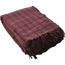 Agna ágytakaró, bordó