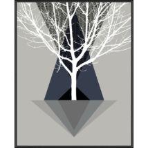 Graphic 2 kép, fekete keret, 70x100cm