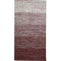 Rith kültéri szőnyeg, 80x150 cm, borvörös