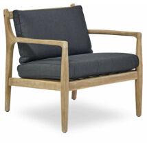 Molini kerti fotel, szürke, kifutó