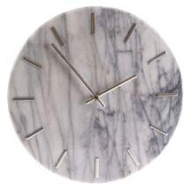 Timeless falióra, szürke márvány