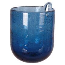 Oxygen mécsestartó, kék