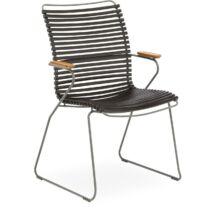Click magas szék, fekete