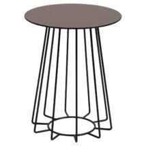 Casia lámpaasztal, Réz üveg