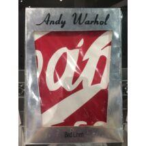 Campbell's Andy Warhol ágynemű, pamut szatén pamut szatén