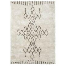Salamanca szőnyeg fehér/fekete, 170x240cm