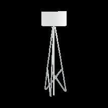 Camporale állólámpa, fehér/krém