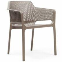 NET kerti szék, szürke