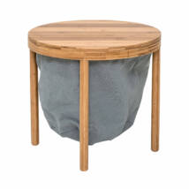 Emily lerakóasztal, bambusz