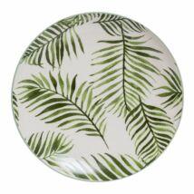 Jade desszertes tányér, zöld, D20 cm