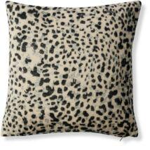 Leo párna, leopárd mintás, 45x45 cm