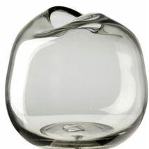 Amita váza szürke üveg, Szürke   üveg