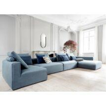 Liam moduláris kanapé jobbos, türkiz szövet