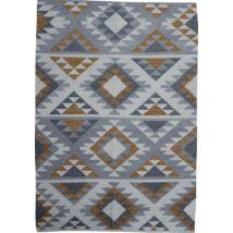 Kordia kilim szőnyeg, multicolor, 160x230 cm