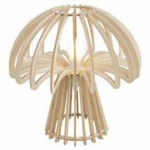 Traditional Mushroom asztali lámpa, natúr
