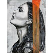 Natalie festmény, 60x80cm
