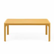 NET 100 kerti kisasztal, mustár