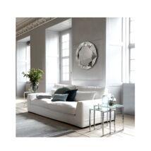 New York 3 személyes kanapé Fehér szövet