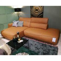Isola moduláris kanapé  Cognac bőr