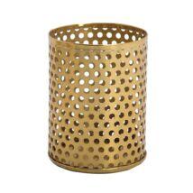 Cylinder tároló henger, arany