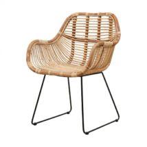 Stamford kerti szék Natúr rattan