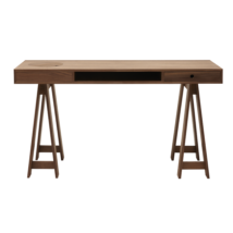 Loft íróasztal, dió