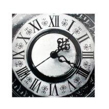 Óra 1. kép, Fekete-fehér 50x50 cm
