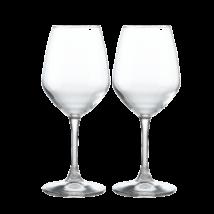 Restaurant fehérboros pohár, 2db-os szett kristály
