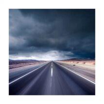 Road XL kép, 100x100 cm