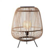 Nimes lámpa, bambusz