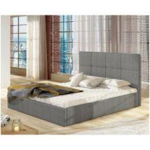 Allatessa ágy Fehér textilbőr