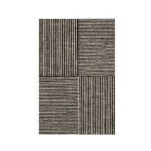 Kent szőnyeg fekete, 140x200cm