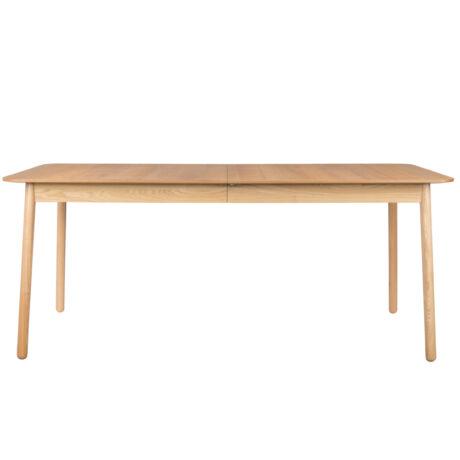 Glimps étkezőasztal bővíthető, 180 cm, kőris