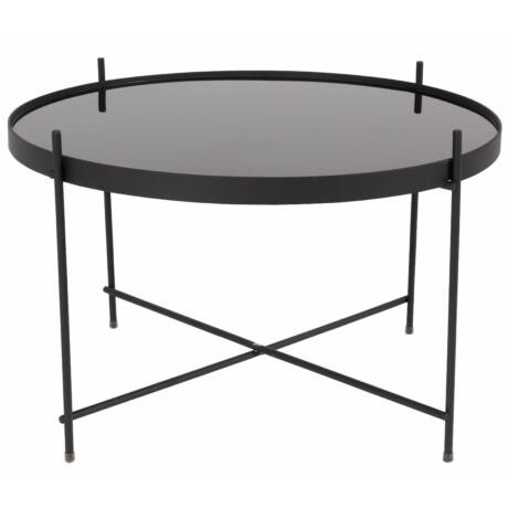 Cupid lerakóasztal L fekete